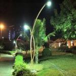 چراغ پارکی پرتوسازان