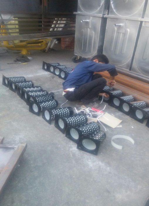 طراحی انواع پایه چراغ