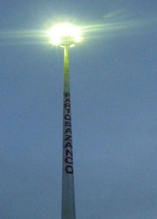 برج روشنایی متحرک