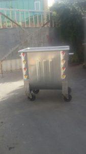 تولید کننده سطل زباله