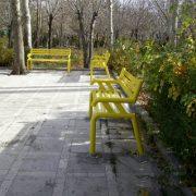 مبلمان شهری در تبریز