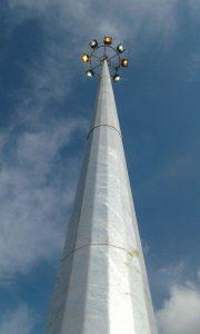 شرکت سازنده پایه برج نوری