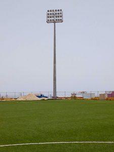 برج نوری استادیومی