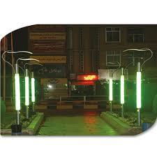 انواع چراغ های محوطه