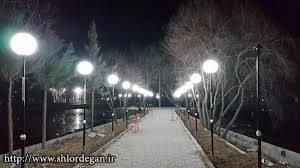 بازار فروش پایه چراغ روشنایی خیابانی