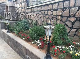 پایه چراغ باغچه ارزان