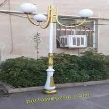 قیمت چراغ چمنی و باغی