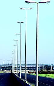 مشخصات فنی پایه چراغ
