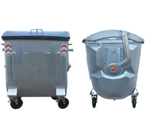 پخش کننده مخزن زباله