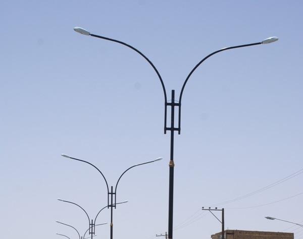 انواع پایه روشنایی