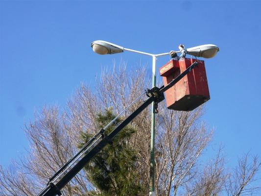 فروش تیر برق روشنایی