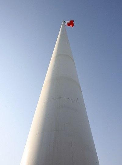 پایه پرچم درجه یک